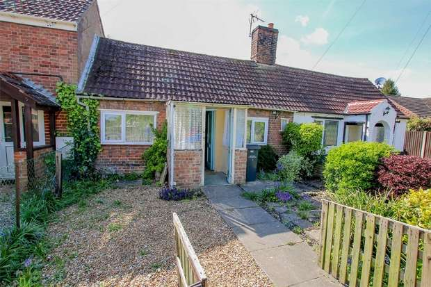 1 Bedroom Terraced House for sale in 2 Hiltons Lane, Wiggenhall St Germans