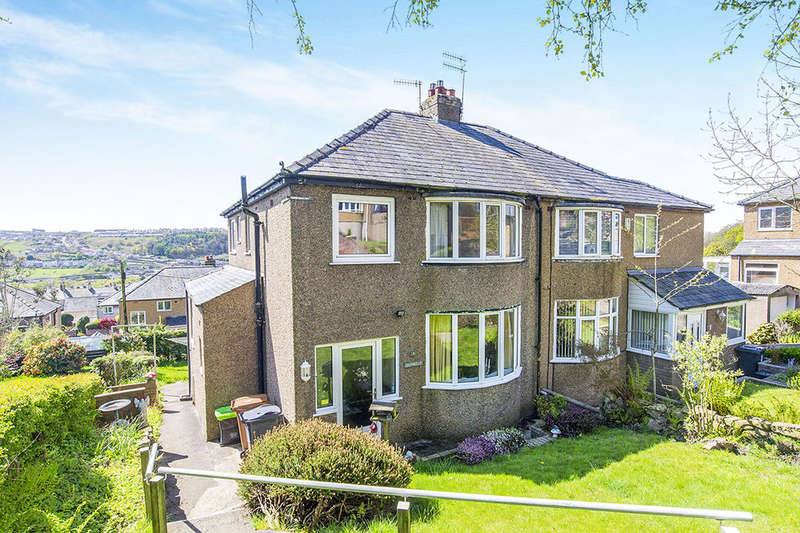 3 Bedrooms Semi Detached House for sale in Pendle Drive, Whitehaven, CA28