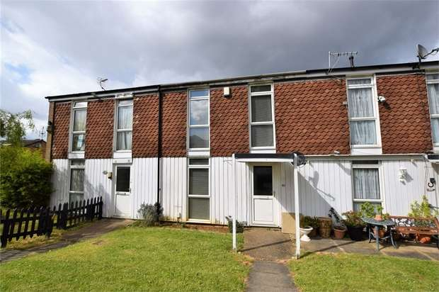 2 Bedrooms Terraced House for sale in Thorn Hill, Briar Hill, NORTHAMPTON