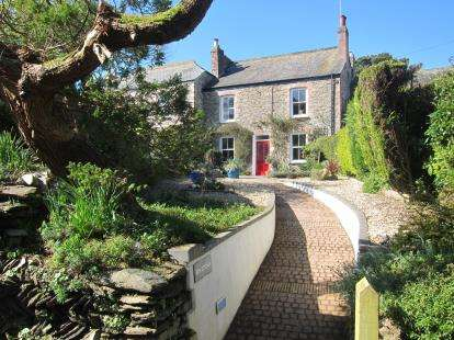 4 Bedrooms Terraced House for sale in Veryan, Truro, Cornwall