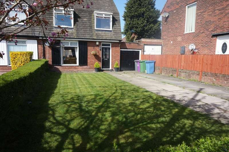 3 Bedrooms End Of Terrace House for sale in Western Avenue, Speke, Liverpool, L24