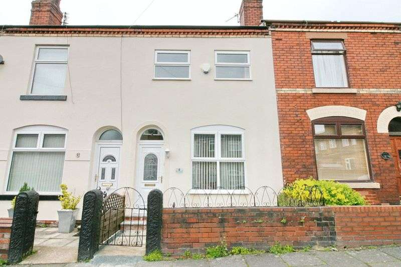 3 Bedrooms Terraced House for sale in St. Anns Street, Swinton Manchester