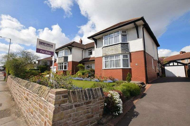 3 Bedrooms Detached House for sale in New Church Road, Bolton