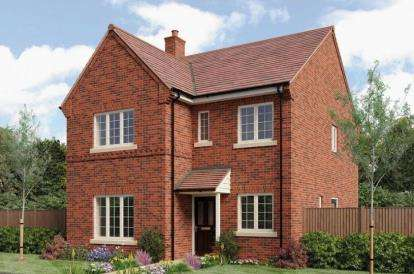 4 Bedrooms Detached House for sale in Regency Gardens, Nottingham Road, Southwell