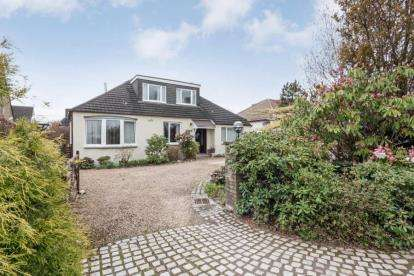 5 Bedrooms Bungalow for sale in Larch Avenue, Lenzie
