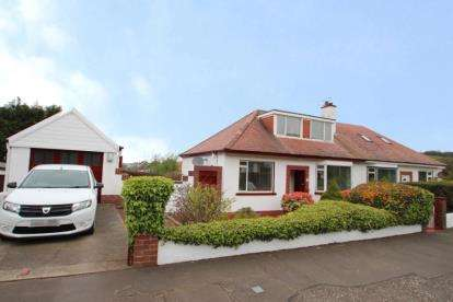 3 Bedrooms Bungalow for sale in Burnside Way, Largs