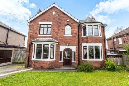 4 Bedrooms Detached House for sale in Highfield Road North, Chorley, Lancashire, ., PR7