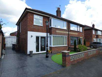 3 Bedrooms Semi Detached House for sale in Squiresgate Road, Ashton, Preston, Lancashire, PR2
