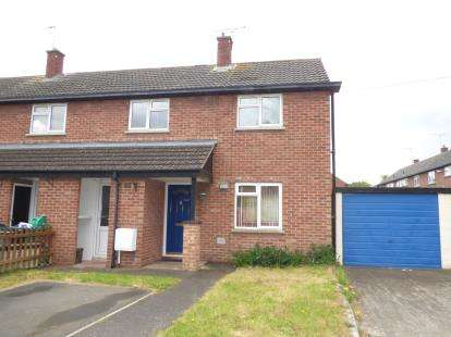 3 Bedrooms End Of Terrace House for sale in Locking, Weston Super Mare, Somerset