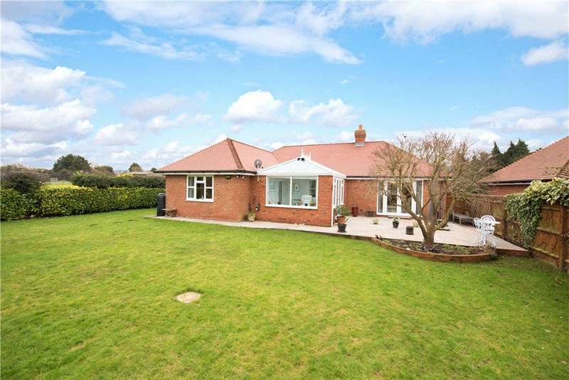 3 Bedrooms Detached Bungalow for sale in The Hawthorns, Monks Risborough, Princes Risborough, Buckinghamshire