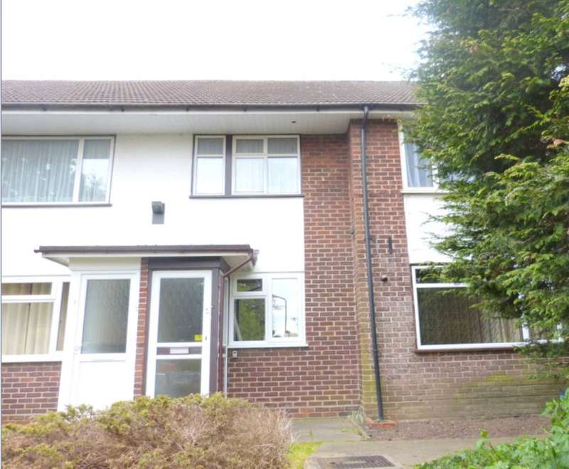 2 Bedrooms Maisonette Flat for sale in West View Court, Elstree