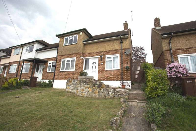 2 Bedrooms End Of Terrace House for sale in Madden Avenue, Chatham