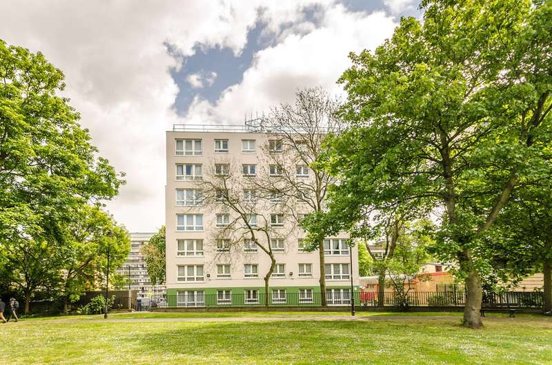 3 Bedrooms Flat for sale in Camsey House, Brixton Hill, SW2