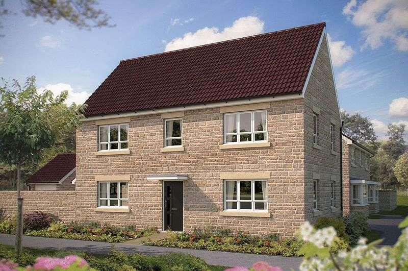 4 Bedrooms Detached House for sale in The Homelands, Bishops Cleeve, Gotherington Lane, Cheltenham, GL52 8EN