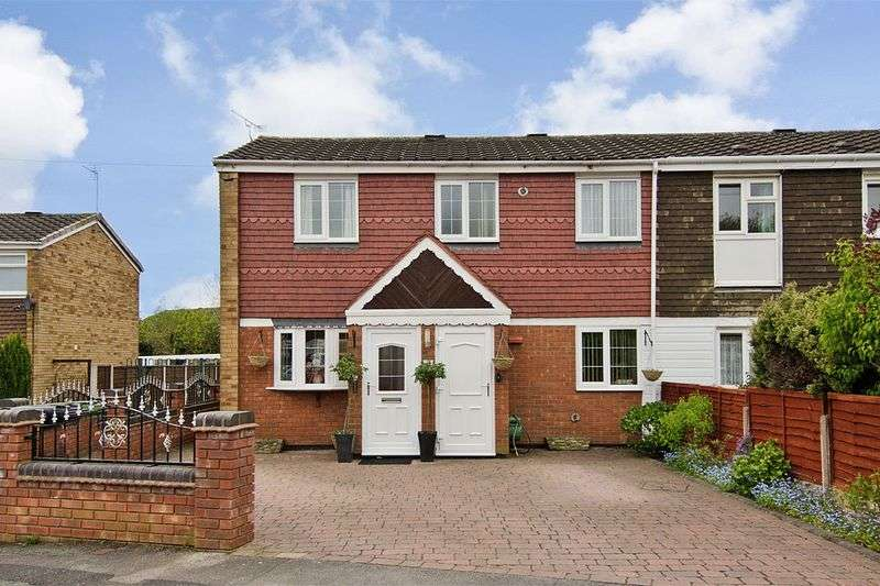 3 Bedrooms House for sale in Ryan Avenue, Ashmore Park, Wednesfield