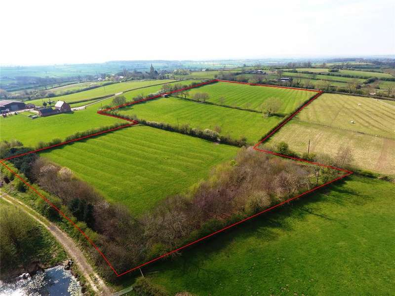 Land Commercial for sale in Main Street, South Croxton, Leicester