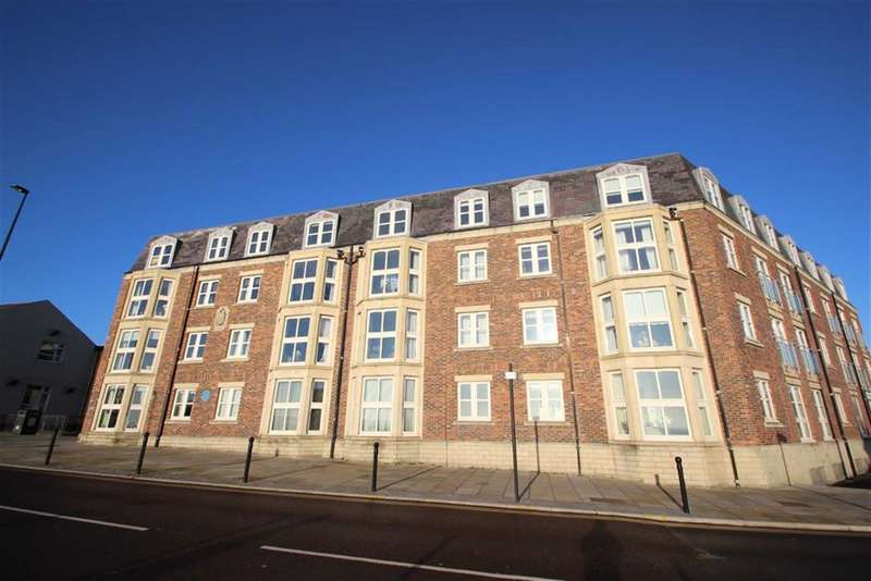 2 Bedrooms Property for sale in Winslow Court, Cullercoats, Tyne & Wear, NE30