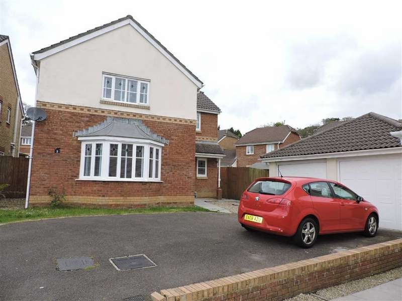 4 Bedrooms Property for sale in Jessop Court, Morriston