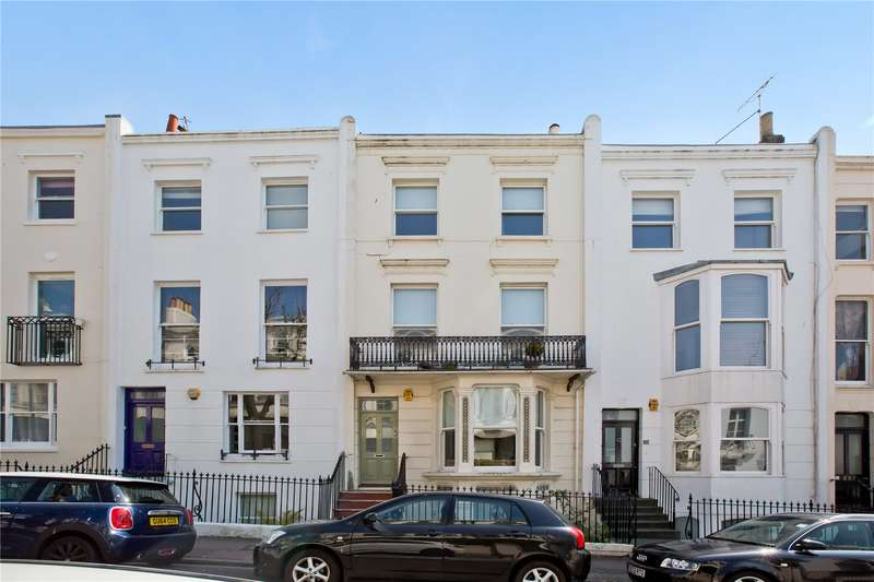 5 Bedrooms Terraced House for sale in Sillwood Road, Brighton, East Sussex, BN1