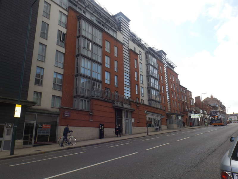 2 Bedrooms Apartment Flat for sale in Ropewalk Court, Derby Road