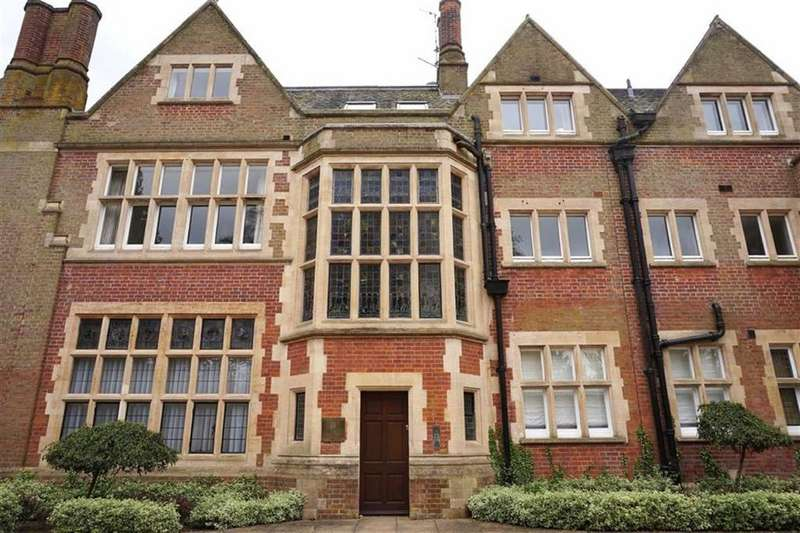 3 Bedrooms Apartment Flat for sale in Knighton Hayes Manor, 6a Ratcliffe Road, Leicester
