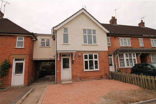 3 Bedrooms Semi Detached House for sale in Batchley Road, Redditch, Batchley, Redditch