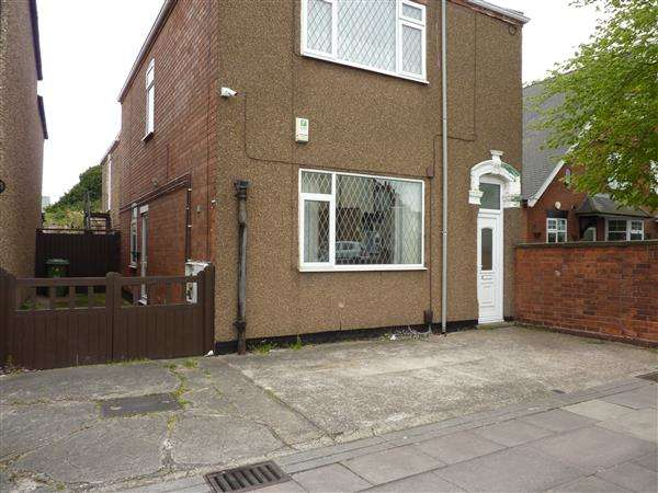 2 Bedrooms Apartment Flat for sale in ELEANOR STREET, GRIMSBY