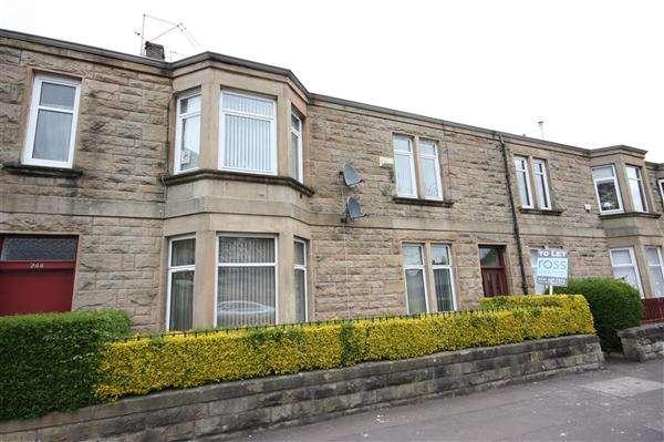 2 Bedrooms Flat for rent in Langlands Road, Glasgow