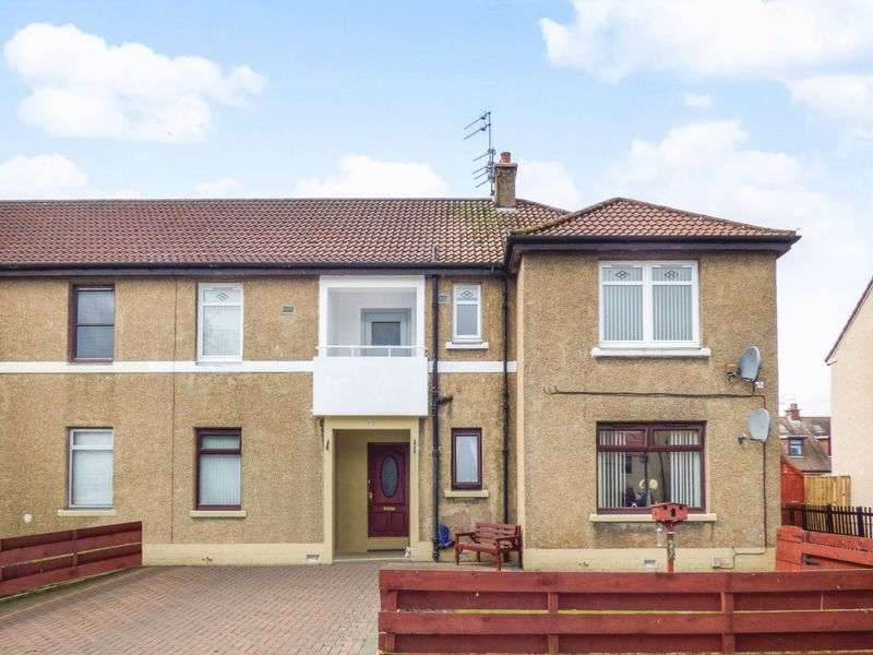3 Bedrooms Flat for sale in Elmbank Street, Grangemouth, FK3 8PJ