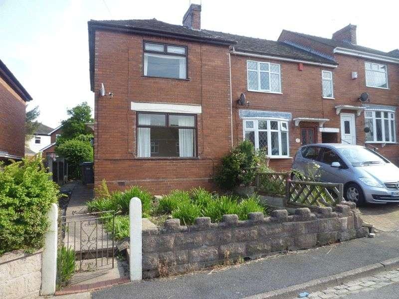 2 Bedrooms House for sale in Graham Street, Bucknall, Stoke-On-Trent, ST2 9DD