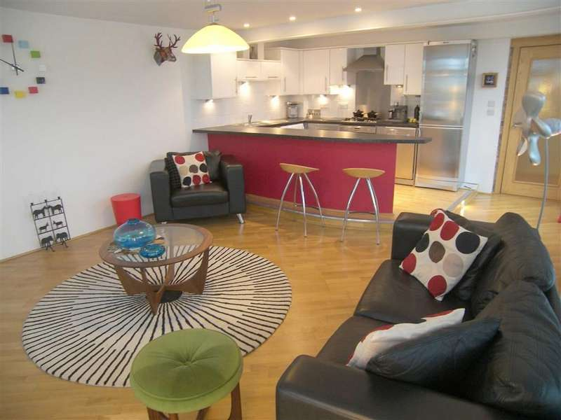 2 Bedrooms Apartment Flat for sale in Brewery Bond, North Shields, Tyne And Wear, NE29