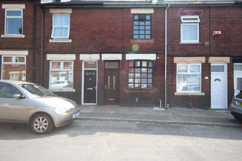 2 Bedrooms Terraced House for sale in Foley Street , Fenton