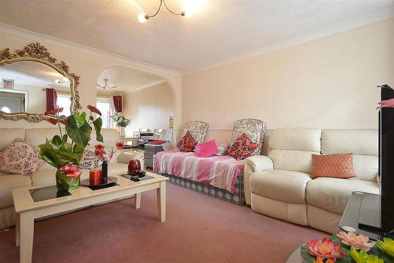 3 Bedrooms House for sale in Varley Way, Mitcham, CR4