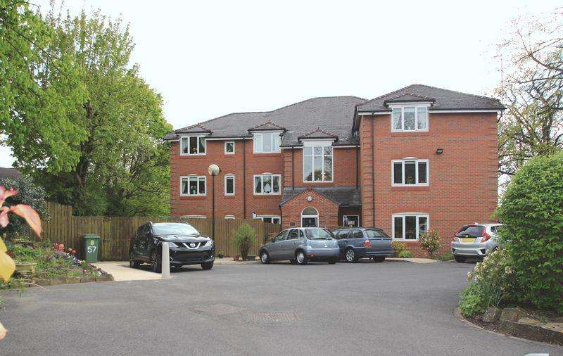 2 Bedrooms Retirement Property for sale in The Beeches, Stockport Road, Romiley Village