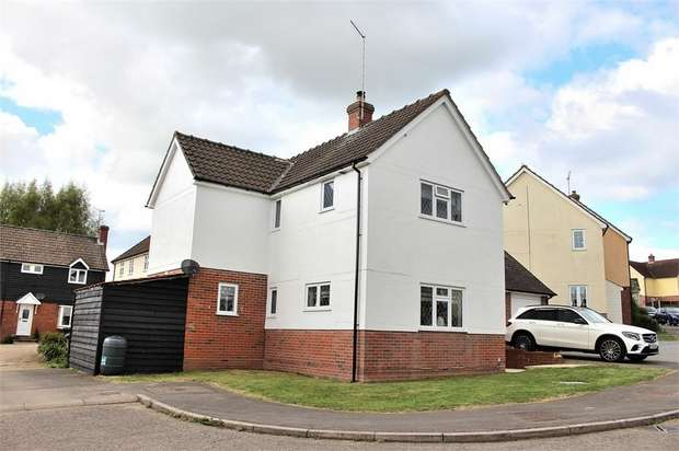 3 Bedrooms Detached House for sale in Great Easton, Dunmow, Essex