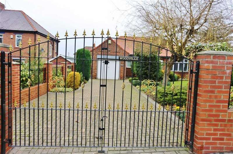 2 Bedrooms Detached Bungalow for sale in Hylton Bank, South Hylton, Sunderland, SR4