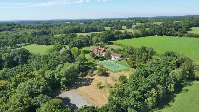 6 Bedrooms Unique Property for sale in Rocks Lane, High Hurstwood, Nr. Uckfield, East Sussex, TN22