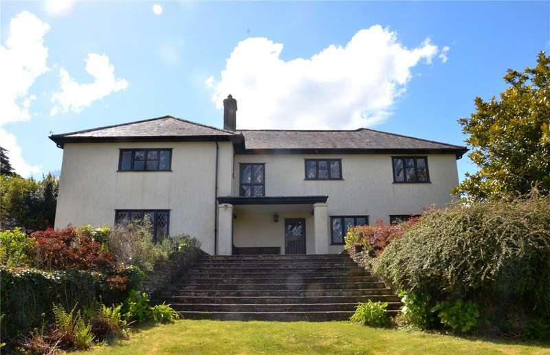 5 Bedrooms Detached House for sale in Port Navas, Constantine, Falmouth, Cornwall, TR11