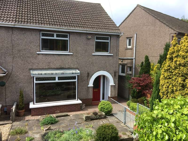 3 Bedrooms Semi Detached House for sale in Old Road, Baglan, Port Talbot, Neath Port Talbot. SA12 8TU