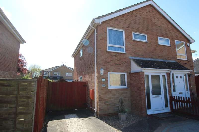 2 Bedrooms Semi Detached House for sale in Claygate, Ashford, TN23