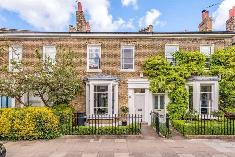 3 Bedrooms Terraced House for sale in Lavender Grove, London Fields, London, E8