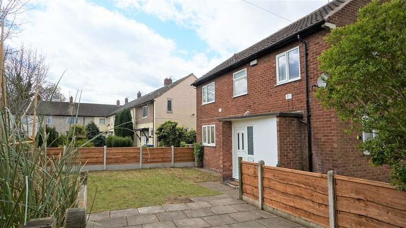 2 Bedrooms Flat for sale in Wells Close, Heald Green