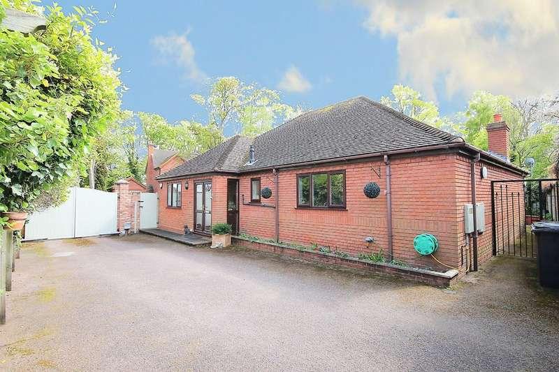 3 Bedrooms Detached Bungalow for sale in Oakleigh, Park Lane, Bonehill, B78 3HZ