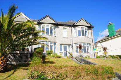 3 Bedrooms Semi Detached House for sale in Pentewan, St. Austell, Cornwall