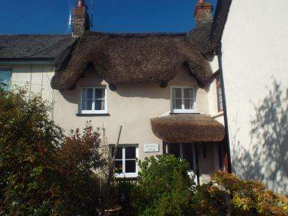 1 Bedroom Terraced House for sale in Dolton, Winkleigh, Devon
