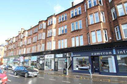 2 Bedrooms Flat for sale in Crow Road, Broomhill, Glasgow