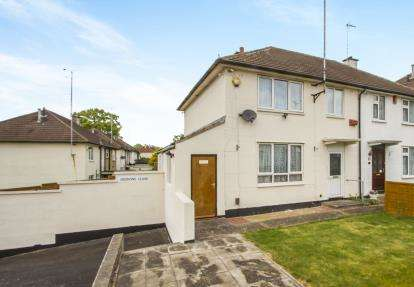 3 Bedrooms Semi Detached House for sale in Seddons Close, Beaumont Leys, Leicester