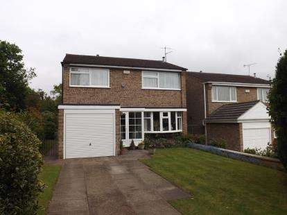 4 Bedrooms Detached House for sale in Fabis Drive, Clifton Grove, Nottingham