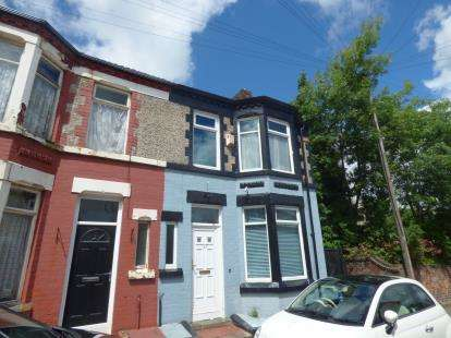 3 Bedrooms House for sale in Lichfield Road, Wavertree, Liverpool, Merseyside, L15