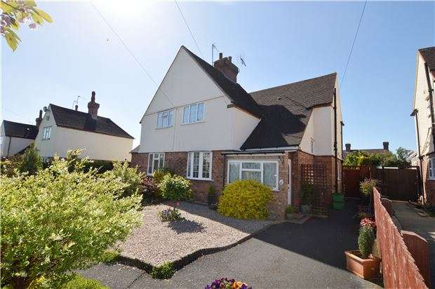 3 Bedrooms Semi Detached House for sale in Kipling Road, Cheltenham, Glos, GL51 7DH